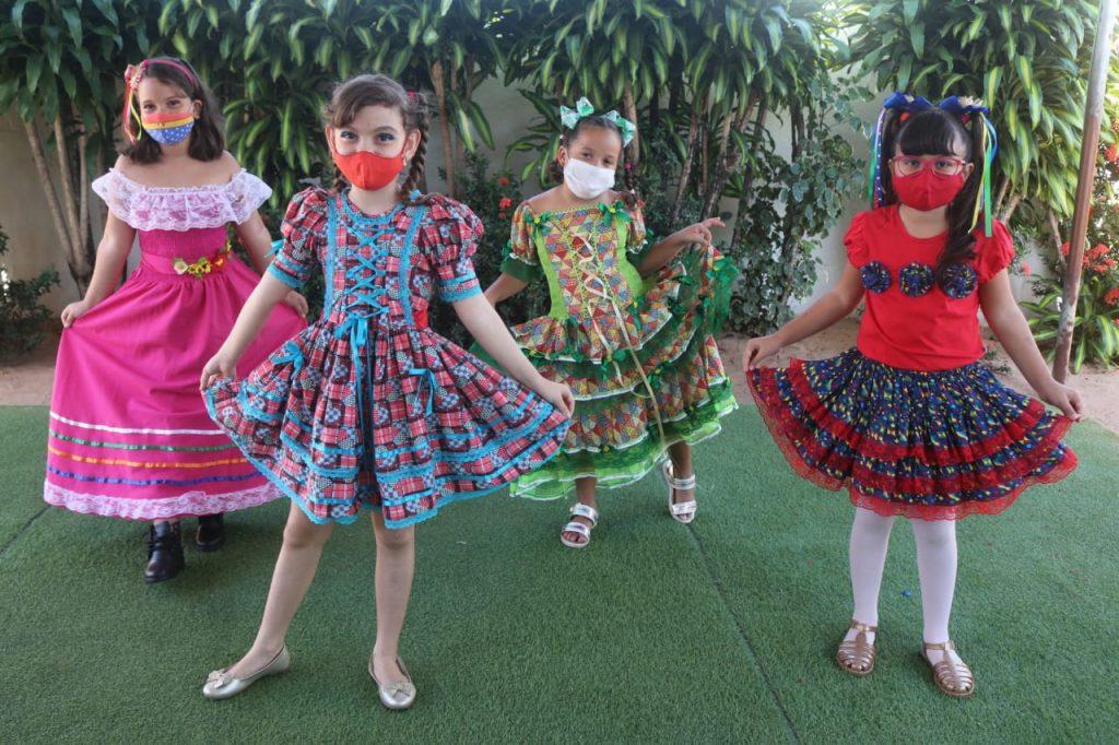 Os festejos juninos e o resgate da tradição e da cultura nordestinas